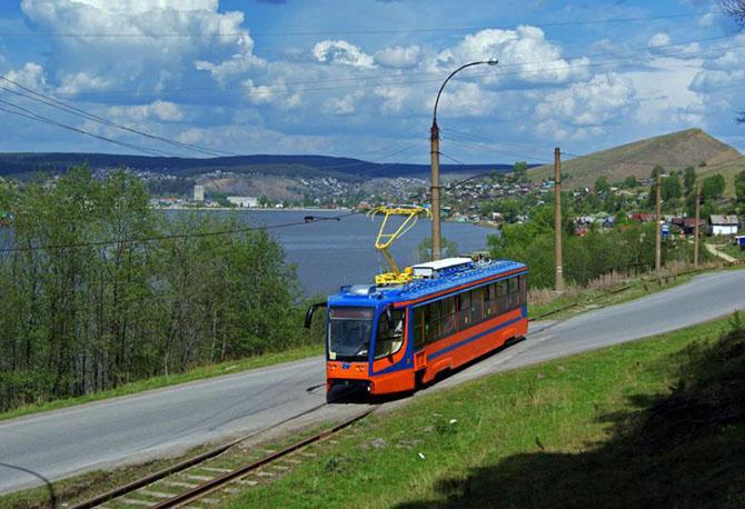 вагоны в Усть-Катаве.